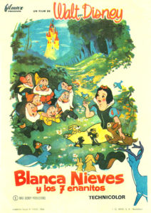 Fairy Tale, Film, Television Characters, Spanish